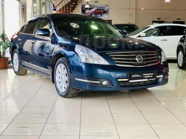 Nissan Teana, 2009 год, 549 900 руб.