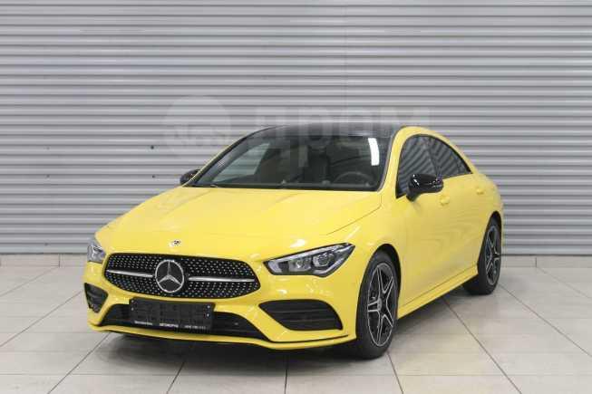 Mercedes-Benz CLA-Class, 2019 год, 2 898 000 руб.