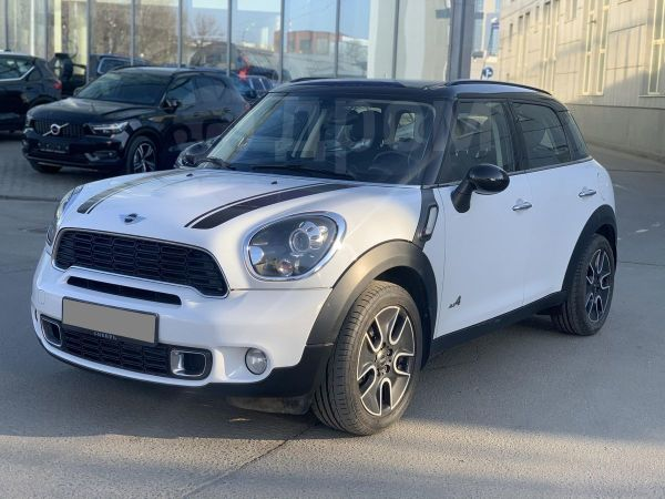 Mini Countryman, 2011 год, 855 000 руб.