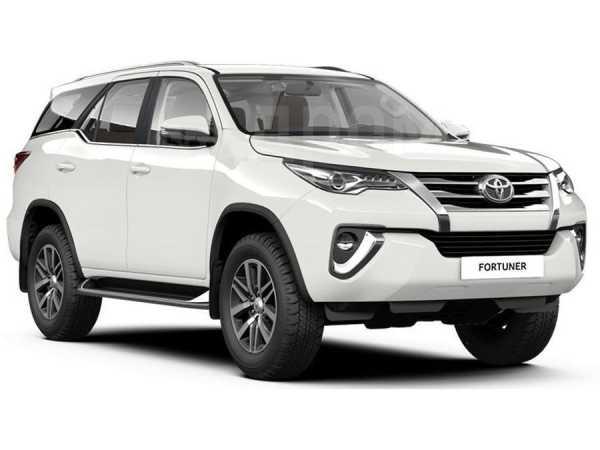 Toyota Fortuner, 2020 год, 2 637 000 руб.
