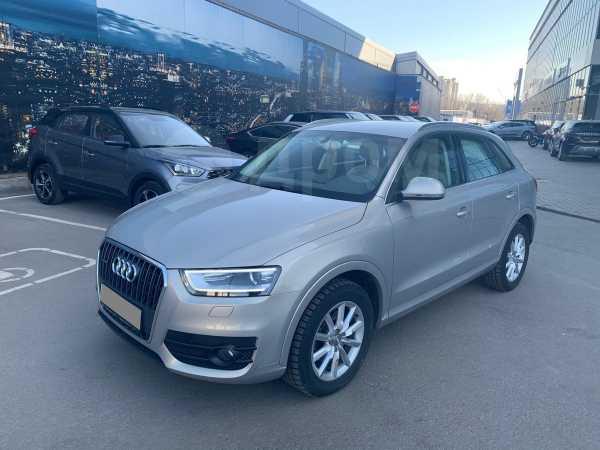 Audi Q3, 2014 год, 1 083 000 руб.