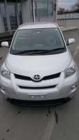 Toyota ist, 2008 год, 615 000 руб.
