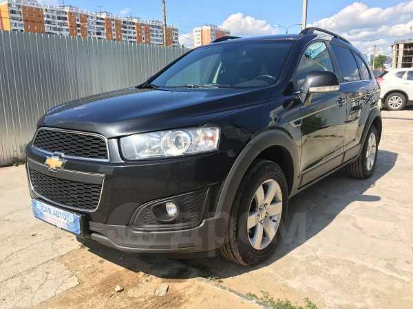 Chevrolet Captiva, 2014 год, 1 120 000 руб.