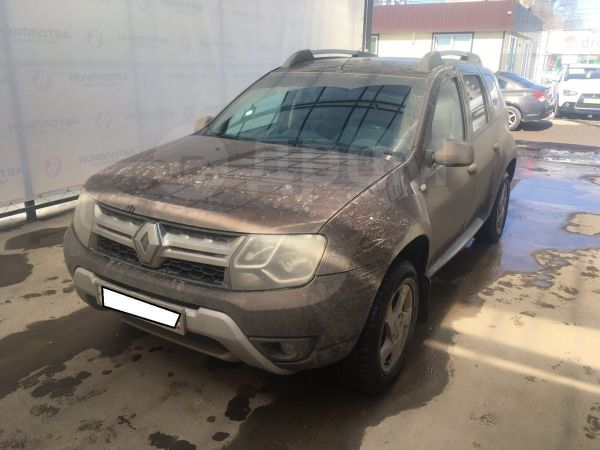 Renault Duster, 2016 год, 710 000 руб.
