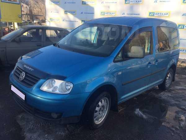 Volkswagen Caddy, 2007 год, 429 000 руб.
