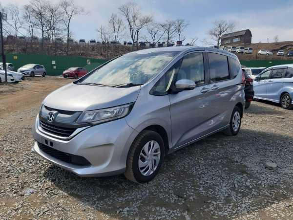 Honda Freed+, 2016 год, 980 000 руб.