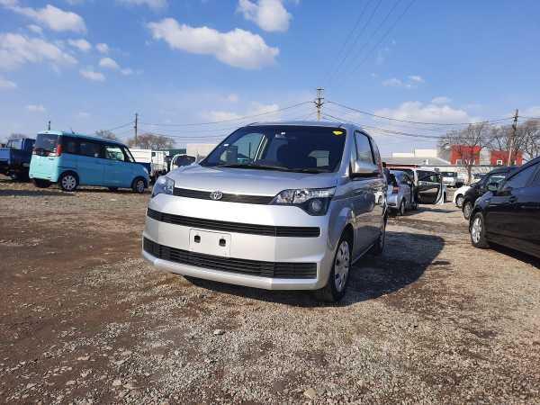 Toyota Spade, 2015 год, 590 000 руб.