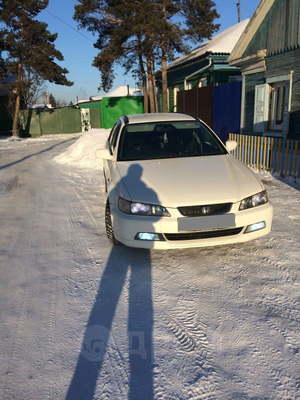 Honda Accord, 2001 год, 130 000 руб.