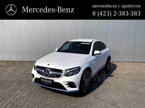 Mercedes-Benz GLC Coupe, 2018 год, 3 150 000 руб.