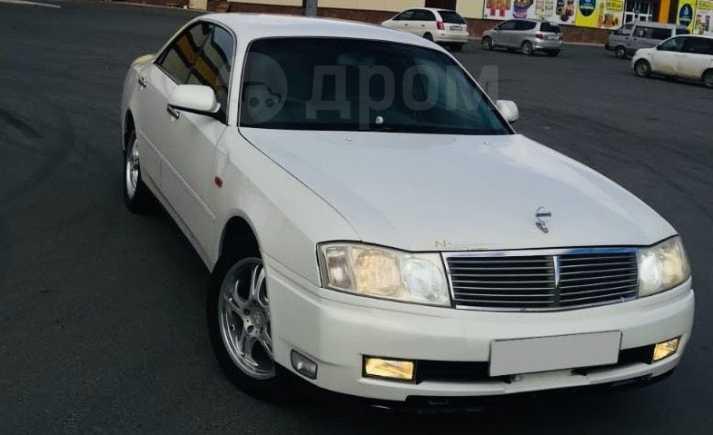 Nissan Cedric, 2001 год, 290 000 руб.
