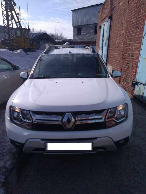 Renault Duster, 2016 год, 860 000 руб.