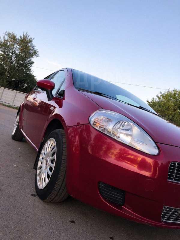 Fiat Punto, 2009 год, 210 000 руб.