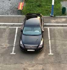 Облучье Nissan Teana 2012