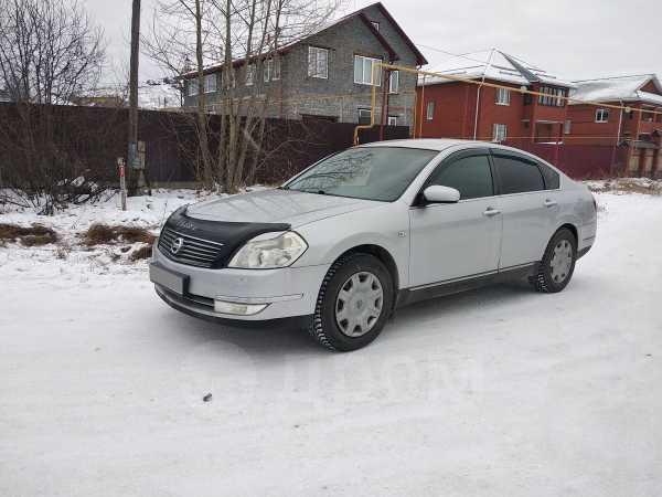 Nissan Teana, 2007 год, 435 000 руб.
