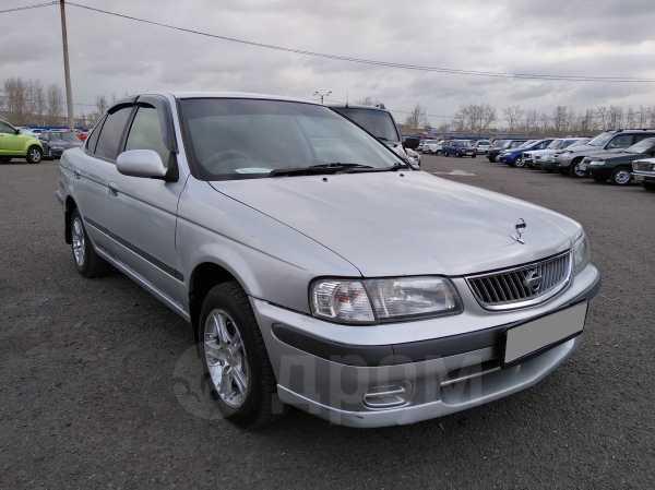 Nissan Sunny, 2001 год, 219 000 руб.