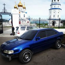 Петропавловск-Камчатский Sprinter 1998