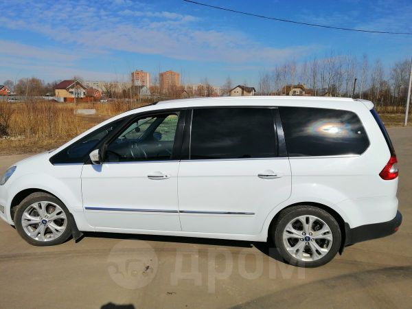 Ford Galaxy, 2013 год, 1 000 000 руб.