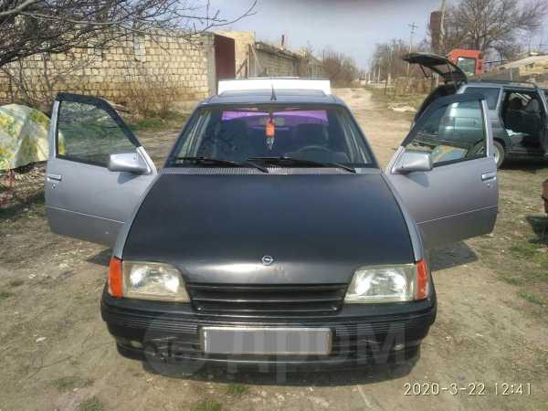 Opel Kadett, 1987 год, 55 000 руб.