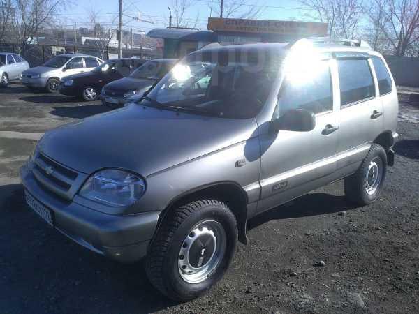 Chevrolet Niva, 2008 год, 203 000 руб.