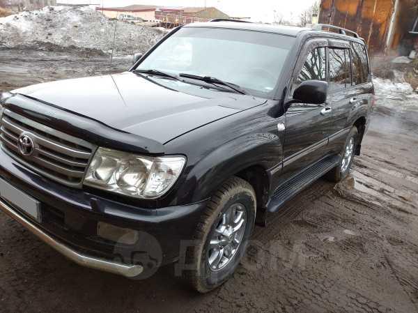 Toyota Land Cruiser, 2004 год, 1 580 000 руб.