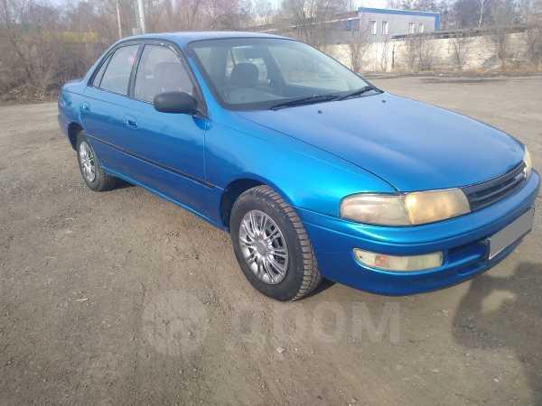 Toyota Carina, 1993 год, 109 000 руб.