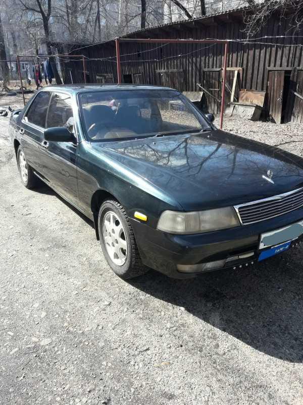 Nissan Laurel, 1993 год, 100 000 руб.