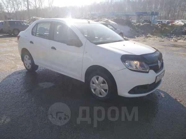 Renault Logan, 2014 год, 307 000 руб.