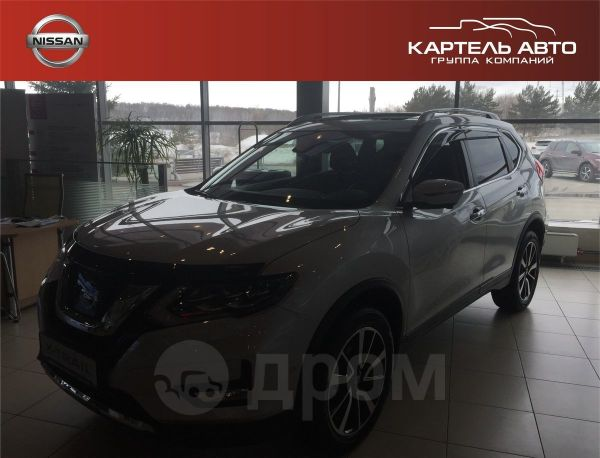 Nissan X-Trail, 2020 год, 2 129 000 руб.