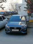 Hyundai Solaris, 2017 год, 700 000 руб.