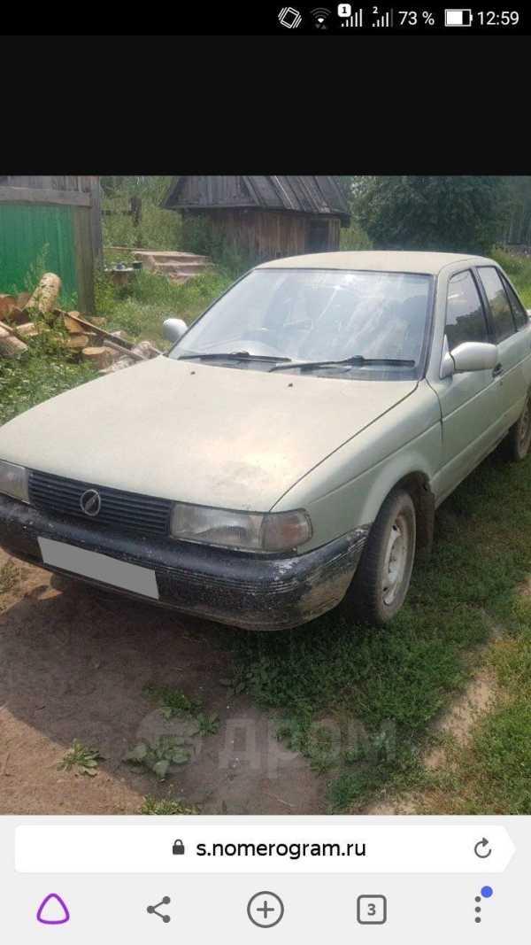 Nissan Sunny, 1992 год, 40 000 руб.