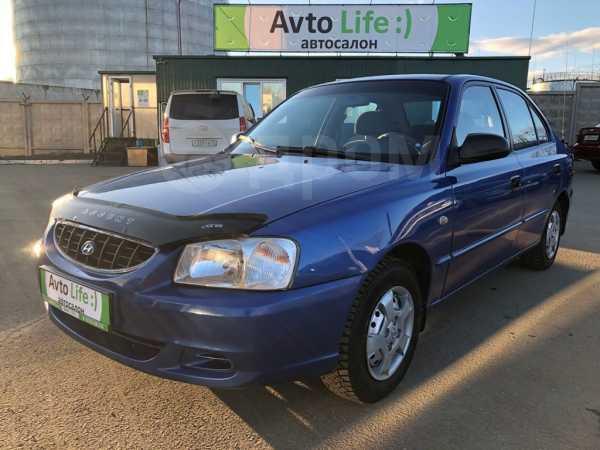 Hyundai Accent, 2000 год, 139 000 руб.