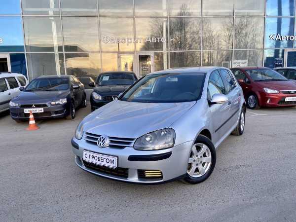 Volkswagen Golf, 2004 год, 219 000 руб.