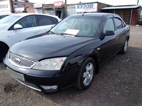 Ford Mondeo, 2006 год, 283 000 руб.