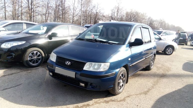 Hyundai Matrix, 2007 год, 300 000 руб.