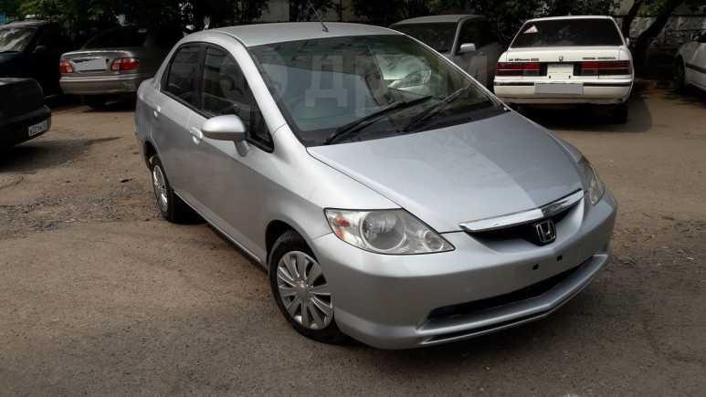 Honda Fit Aria, 2003 год, 195 000 руб.