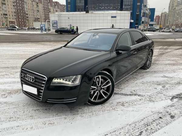 Audi A8, 2012 год, 700 000 руб.