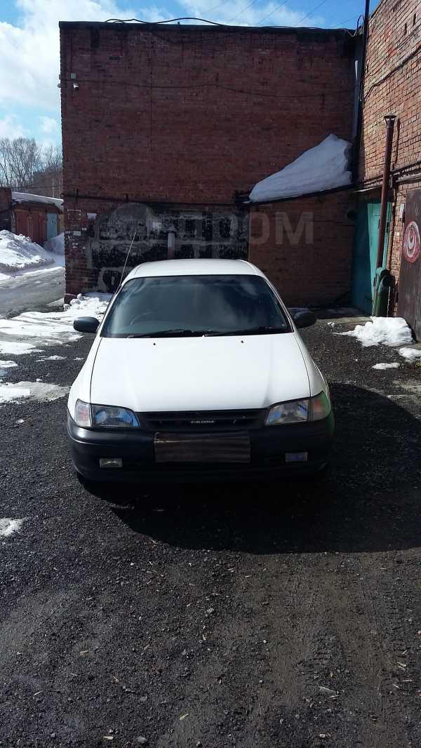 Toyota Caldina, 1995 год, 149 000 руб.