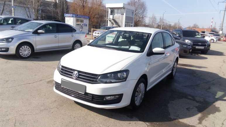 Volkswagen Polo, 2016 год, 595 000 руб.