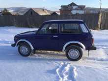 Красноярск 4x4 2121 Нива 1999