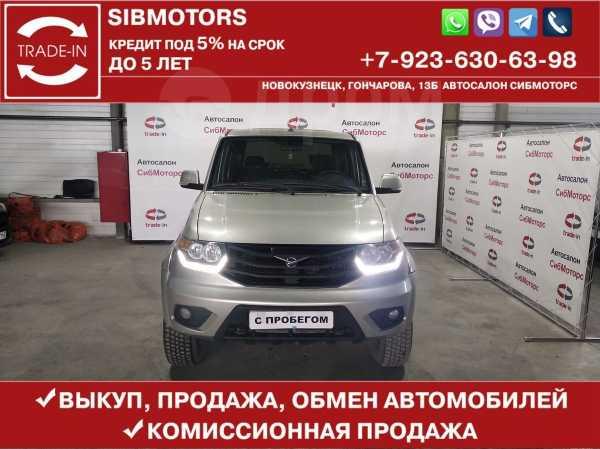 УАЗ Пикап, 2016 год, 390 000 руб.