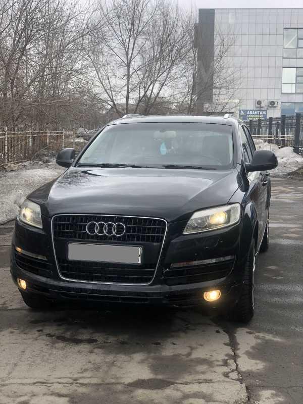 Audi Q7, 2006 год, 500 000 руб.