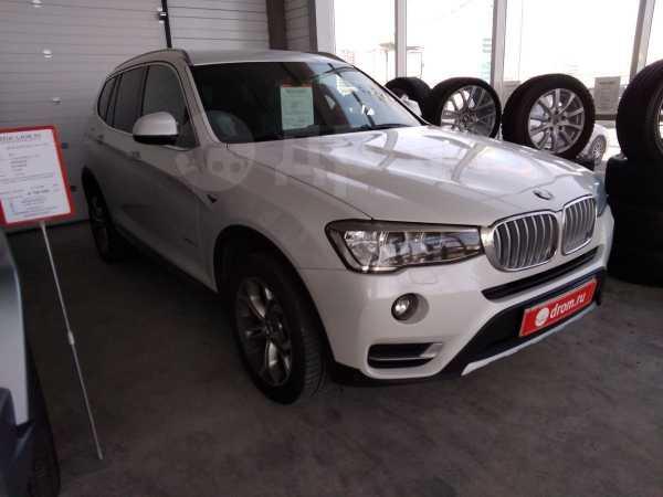BMW X3, 2016 год, 2 000 000 руб.