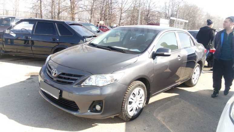 Toyota Corolla, 2011 год, 636 000 руб.