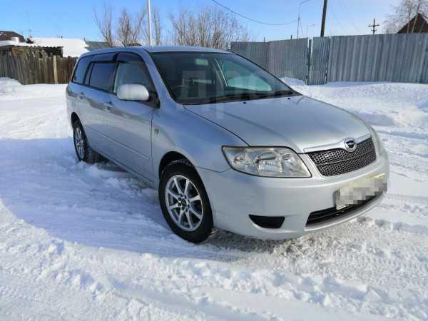 Toyota Corolla Fielder, 2006 год, 455 000 руб.