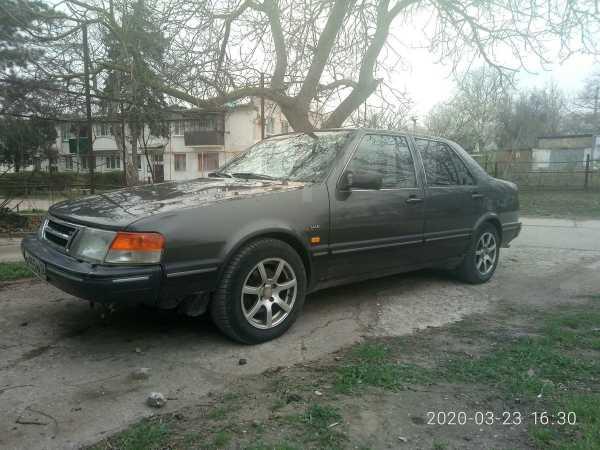 Saab 9000, 1988 год, 70 000 руб.