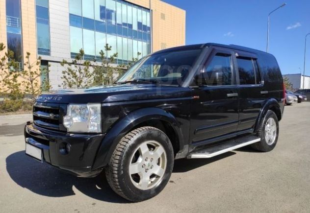 Land Rover Discovery, 2006 год, 585 000 руб.