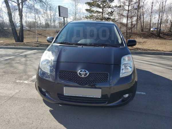 Toyota Yaris, 2008 год, 395 000 руб.