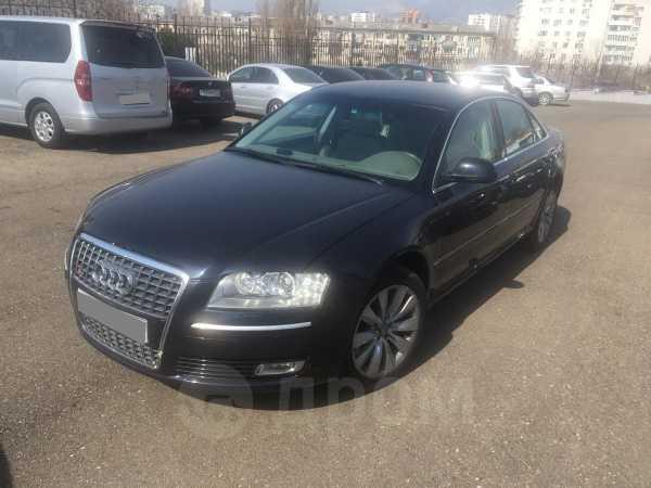 Audi A8, 2007 год, 600 000 руб.