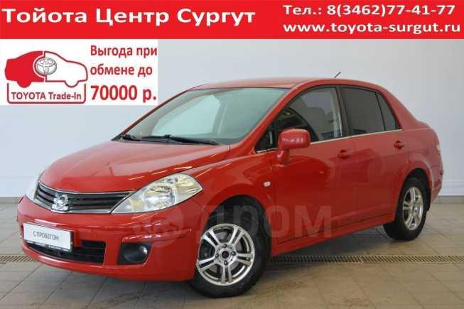 Nissan Tiida, 2012 год, 470 000 руб.