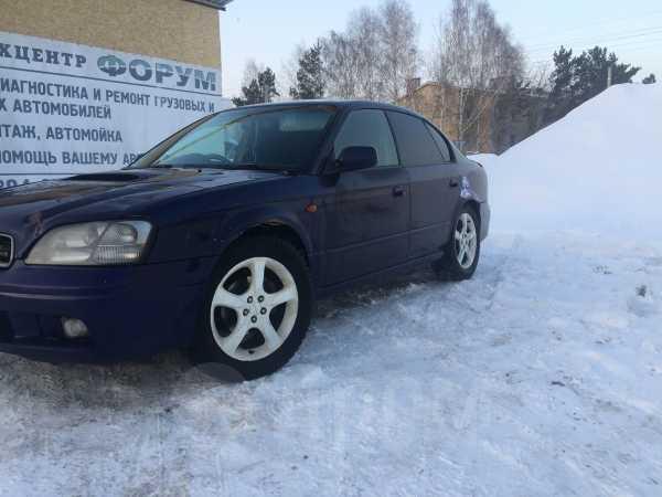 Subaru Legacy B4, 2000 год, 140 000 руб.